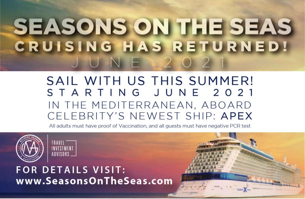 There are more Celebrity Cruises on the Apex from Athens in 2021 - starting this June!